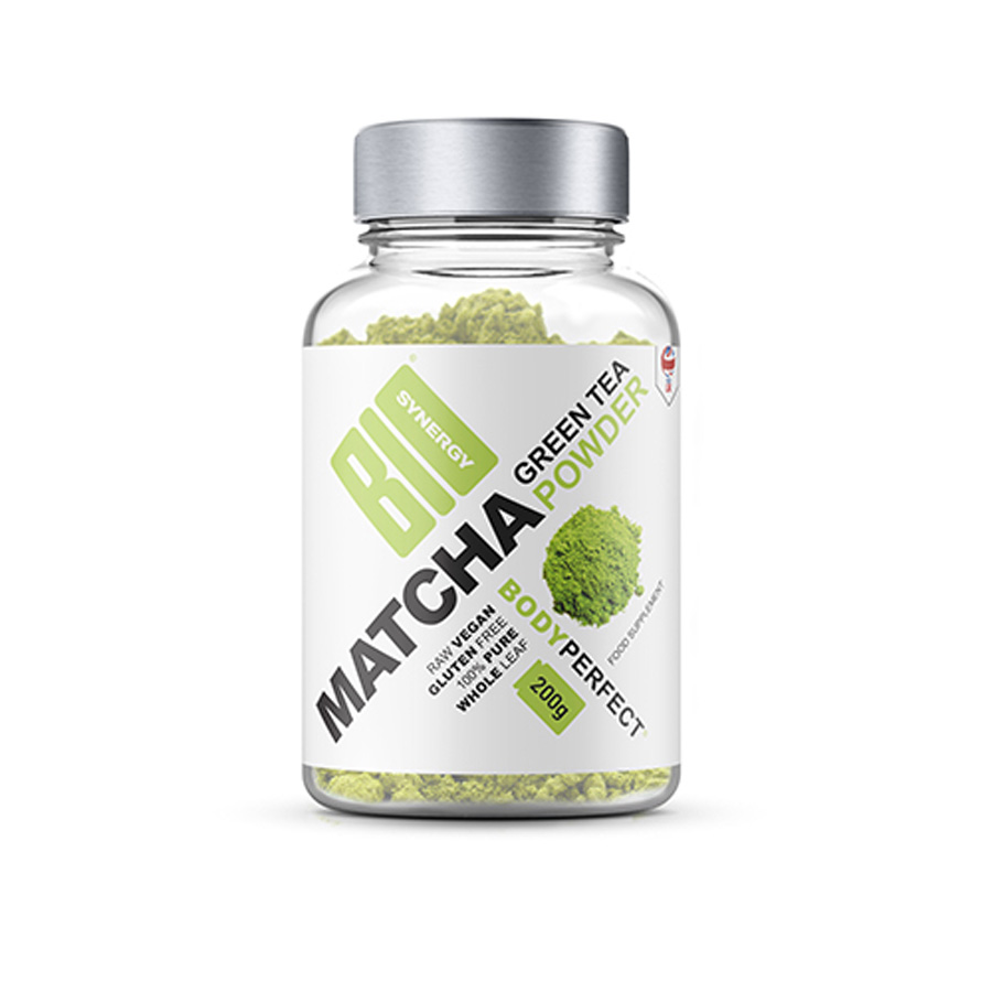 Bio-Synergy Matcha Green Tea Powder Sports Nutrition Sports Supplements