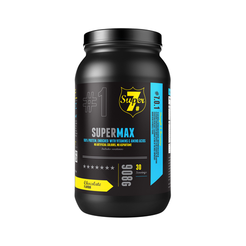 Bio-Synergy Super8 SuperMax Whey Protein Amino Acids Vitamins